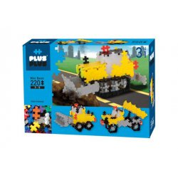 PLUS PLUS BOX  MINI  BASIC 220 PCS TRAVAUX