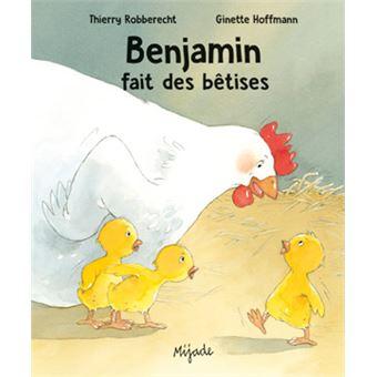 BENJAMIN FAIT DES BETISES