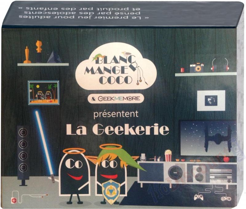 BLANC MANGER COCO LA GEEKERIE