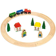 MON PREMIER CIRCUIT DE TRAIN