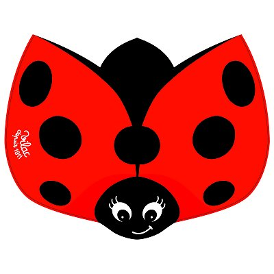 CERF-VOLANT COCCINELLE