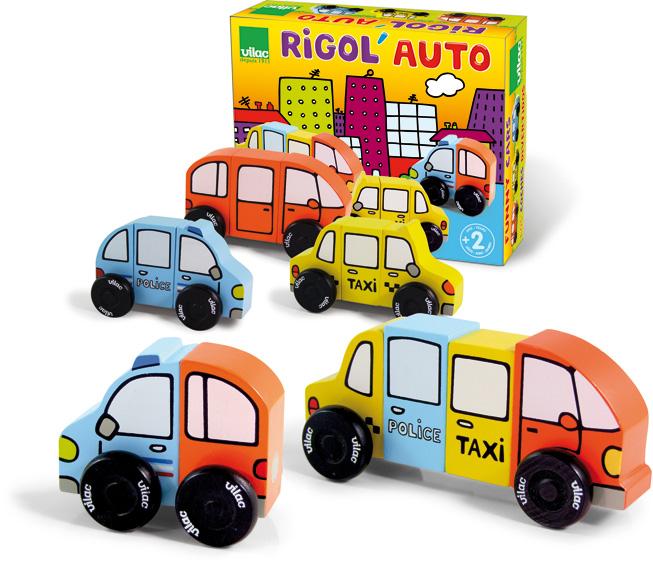 RIGOL'AUTO