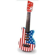 GUITARE ROCK USA