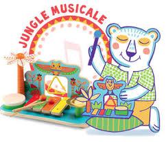 JUNGLE MUSICALE