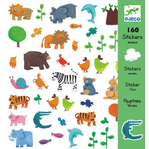ANIMAUX STIKERS