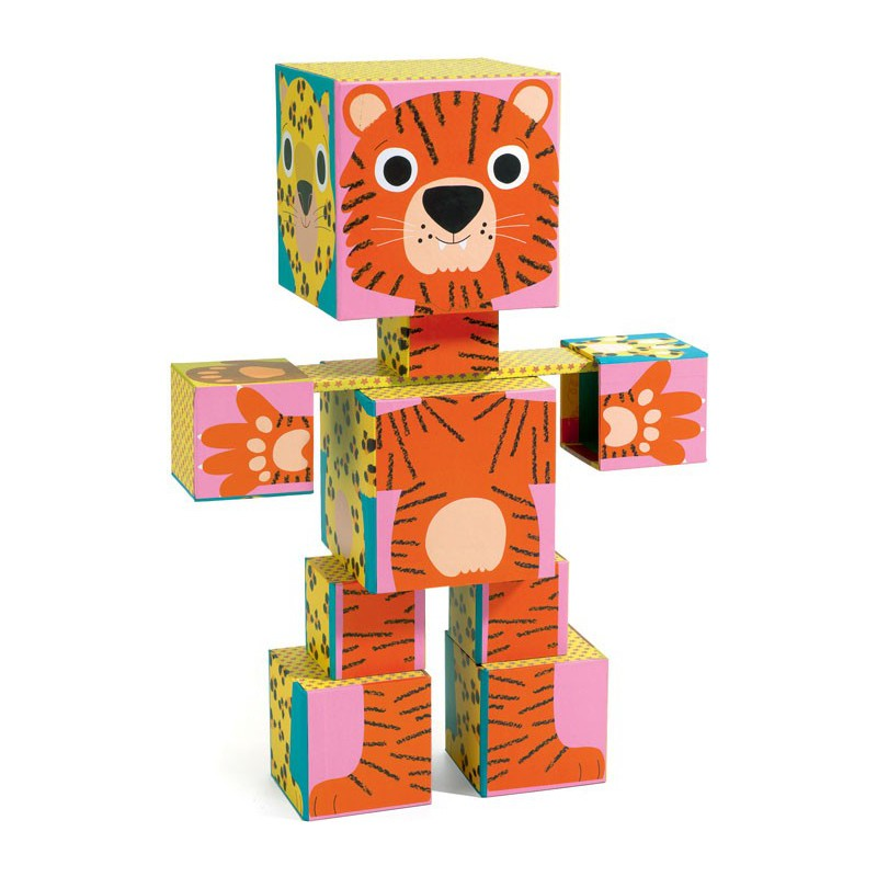 TOTEM CUBES ANIMO