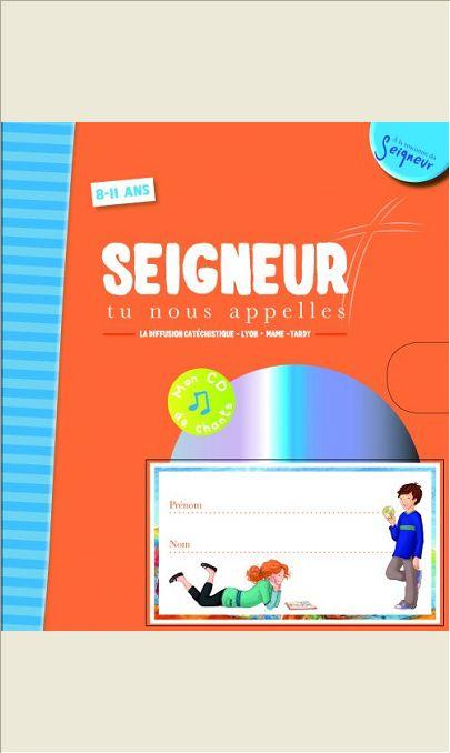 8-11 ANS - CLASSEUR VIDE A LA RENCONTRE DU SEIGNEUR