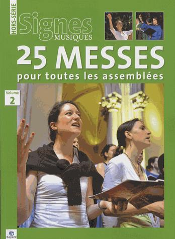 25 MESSES VOL2 LIVRET