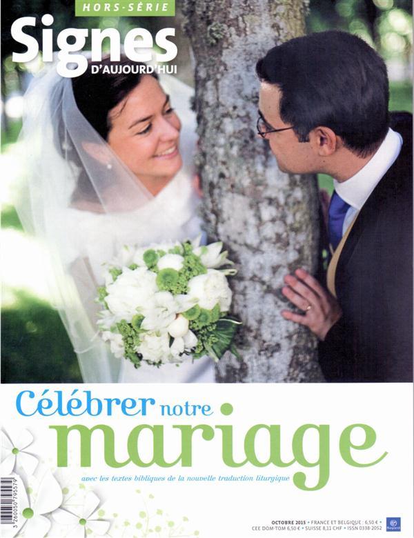 CELEBRER NOTRE MARIAGE ED. 2015