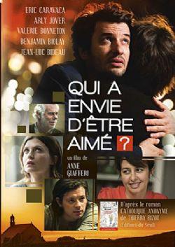 """QUI A ENVIE D'ETRE AIME ? DVD D'APRES LE LIVRE  """"CATHOLIQUE ANONYME"""""""