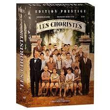 LES CHORISTES DVD 132