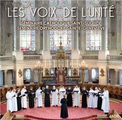 LES VOIX DE L'UNITE - CD