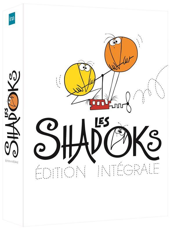 SHADOKS (LES) - 5 DVD