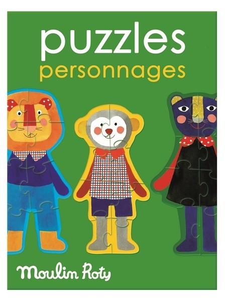PUZZLE PERSONNAGES