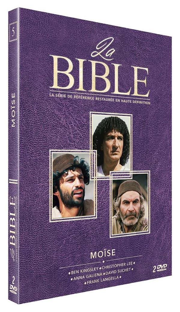 MOISE - DVD LA BIBLE - EPISODE 5