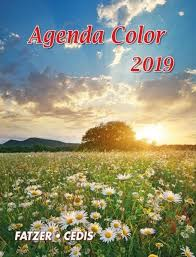 AGENDA COLOR 2019