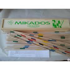 MIKADO 50 CM BOITE SAPIN GLISSIERE