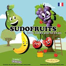 SUDOFRUITS 3-6 ANS