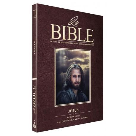 DVD LA BIBLE EPISODE 2 JESUS PARTIE 1 ET 2