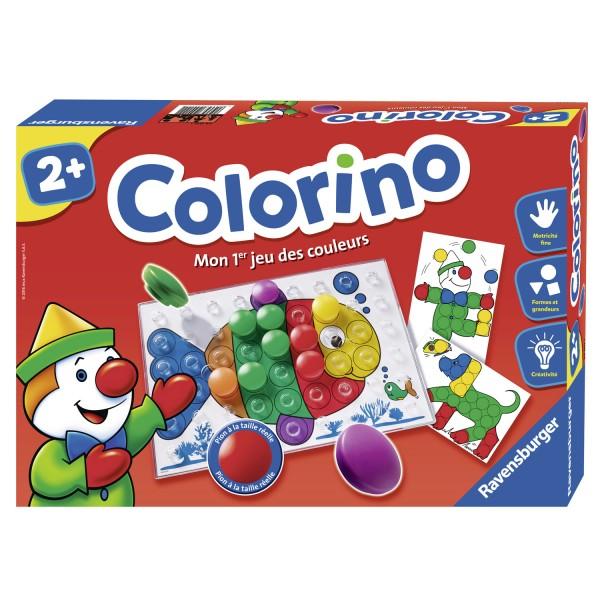 COLORIMO MON 1ER JEU DES COULEURS
