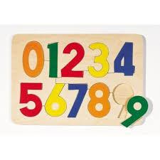 CHIFFRES PUZZLE 0-9