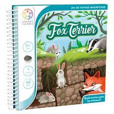 JEU DE VOYAGE MAGNETIQUE FOX TERRIER