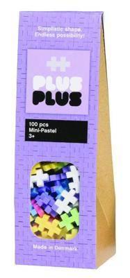 PACK MINI PASTEL 100 PCS