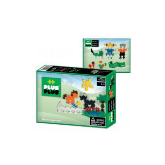 PLUS PLUS BOX MINI BASIC CHEVAUX 220PCS