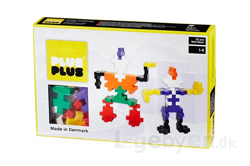 BOX MIDI BASIC 50 PCS