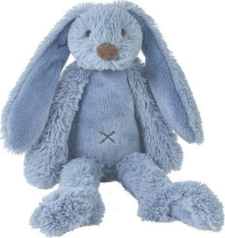 BIG DEEP BLUE RABBIT RICHIE 60 CM