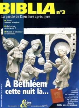 A BEHLEEM CETTE NUIT LA MATHIEU 1 2 BIB3