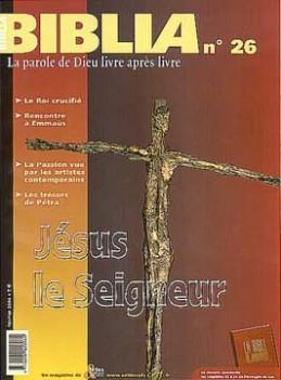 JESUS LE SEIGNEUR BIB26