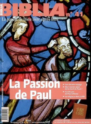 BIBLIA - NUMERO 41 LA PASSION DE PAUL
