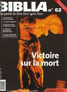 BIB 62 VICTOIRE SUR LA MORT