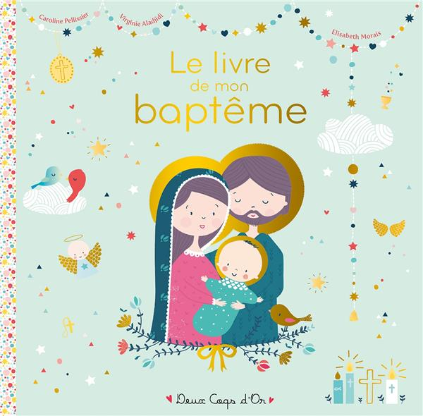 LE LIVRE DE MON BAPTEME