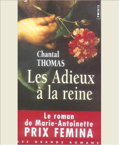 LES ADIEUX A LA REINE