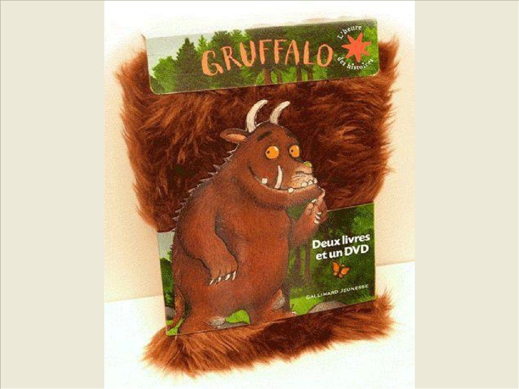 COFFRET GRUFFALO LIVRES-DVD