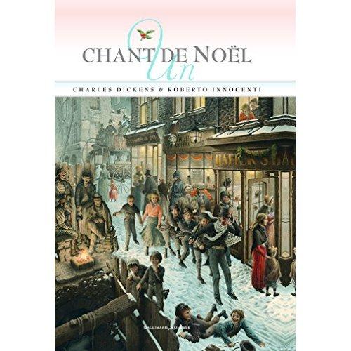 UN CHANT DE NOEL - UNE HISTOIRE DE FANTOMES POUR NOEL