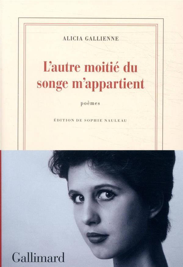 L'AUTRE MOITIE DU SONGE M'APPARTIENT
