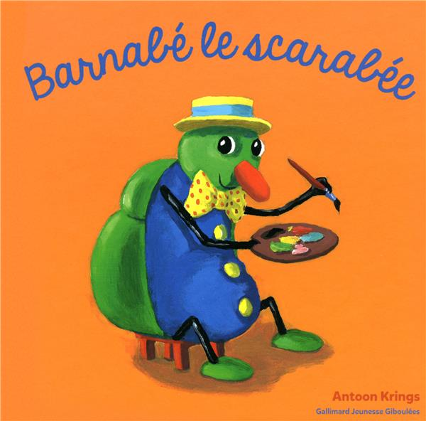 BARNABE LE SCARABEE