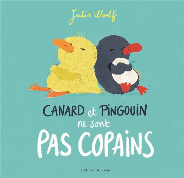 CANARD ET PINGOUIN NE SONT PAS COPAINS