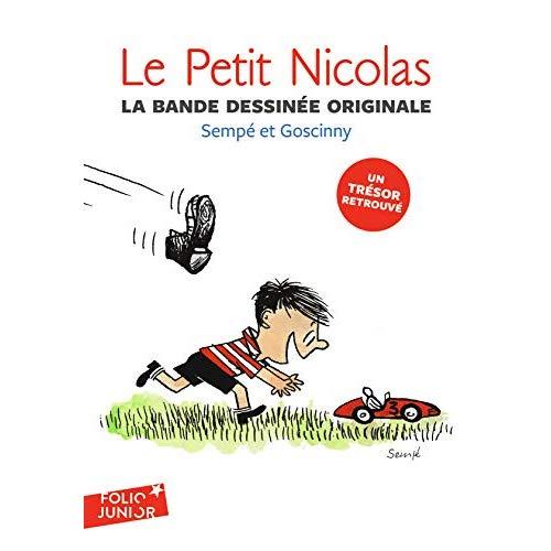 LE PETIT NICOLAS - LA BANDE DESSINEE ORIGINALE
