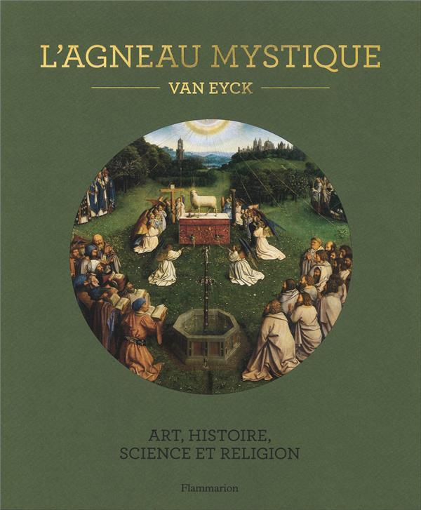 L'AGNEAU MYSTIQUE - VAN EYCK