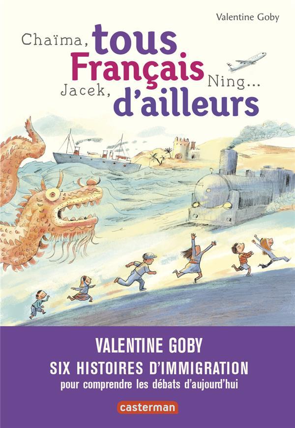 CHAIMA, JACEK, NING - TOUS FRANCAIS D'AILLEURS