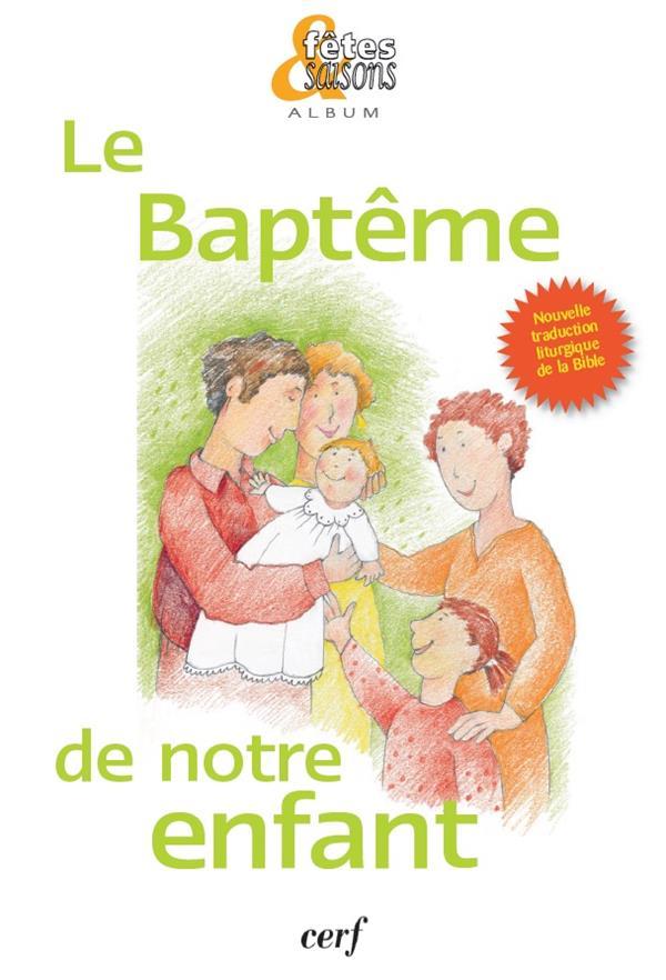 PACK 10 BAPTEME NOTRE ENFANT