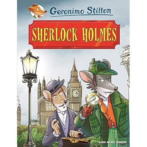 LES AVENTURES DE SHERLOCK HOLMES N  11