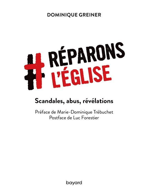 REPARONS L'EGLISE