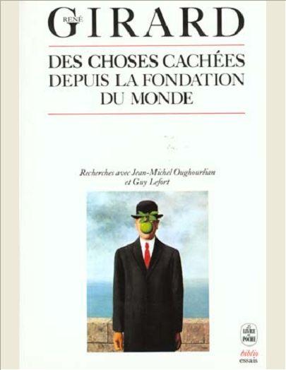 DES CHOSES CACHEES DEPUIS LA FONDATION DU MONDE