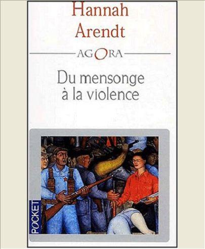 DU MENSONGE A LA VIOLENCE