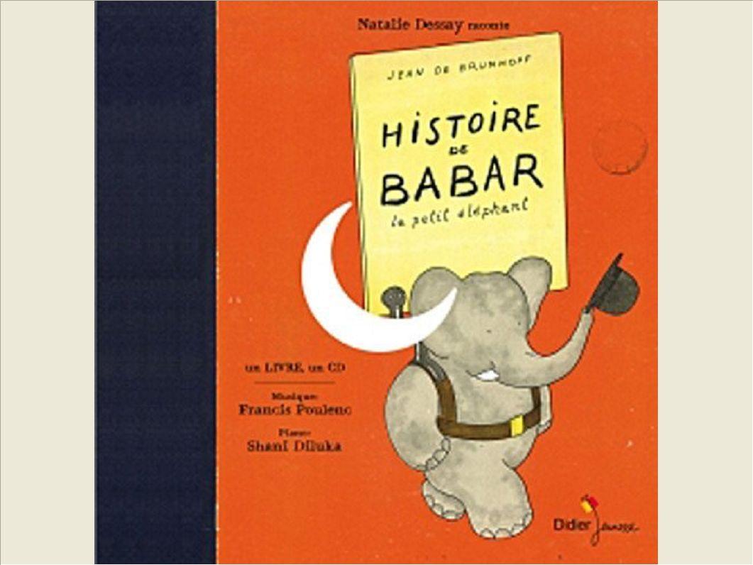 HISTOIRE DE BABAR, LE PETIT ELEPHANT NOEL 2013